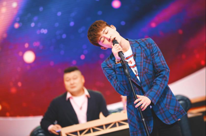 B.I performing