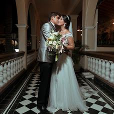 Wedding photographer Efrain alberto Candanoza galeano (efrainalbertoc). Photo of 18.09.2018