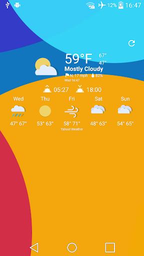 LPOP Weather Icons for Chronus