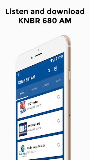 KNBR 680 Radio App San Francisco Station Usa App Report on