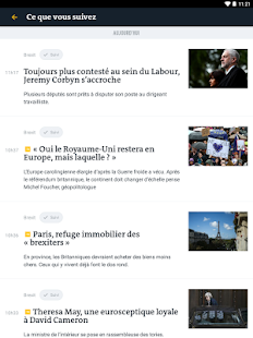 [Download Le Monde, l'info en continu for PC] Screenshot 12