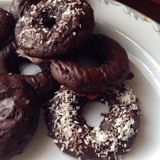 Keto Chocolate Protein Donuts W/ Chocolate Glaze Recipe