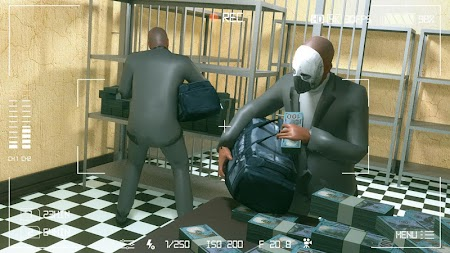 Bank Robbery Crime Thief APK screenshot thumbnail 2