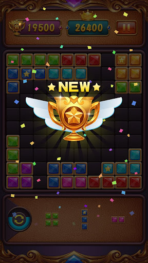 Block Puzzle: Diamond Star Blast 1.3 screenshots 24
