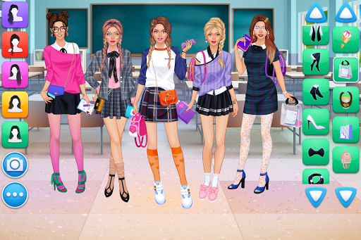 College Girls Team Makeover 1.0.7 screenshots 1