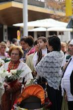 Photo: Grupo de Atea en la Ofrenda de Flores a la Virgen del Pilar 2014 (Fotografía enviada por Francisco García Duce)