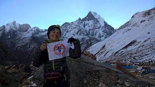 Nepal, Annapurna trek