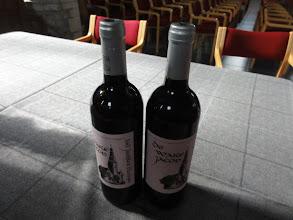 Photo: De ware Jacob lust wel een wijntje.