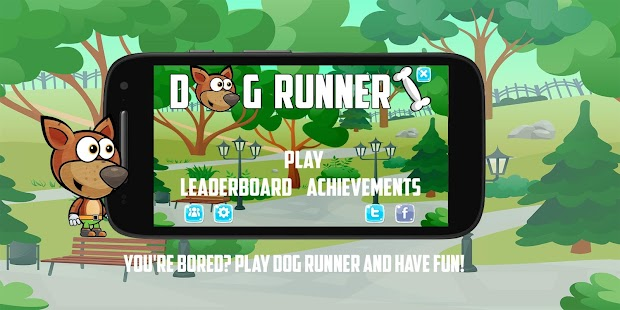 Dog Runner - náhled