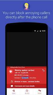 Clever Dialer – caller ID – block calls App Download For Android 2