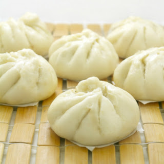 Siopao -Asado (Steamed Buns with Chicken Filling) Recipe