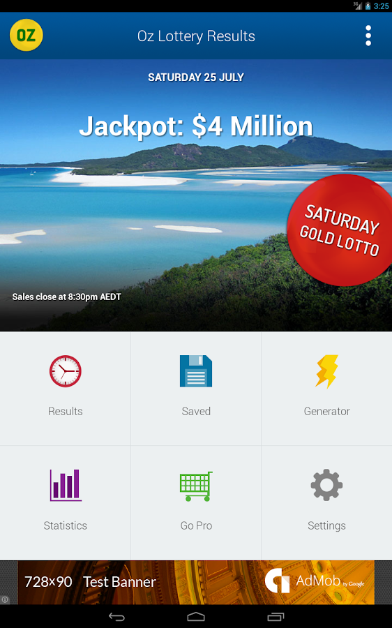 Australia Lotto Result