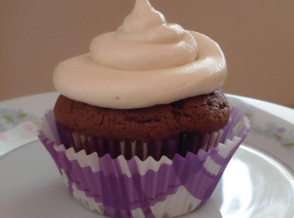 Coffee-choco Cupcake With Malted Buttercream Recipe