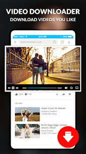 HD Video player – Video Downloader Apk Latest Version Download For Android 1
