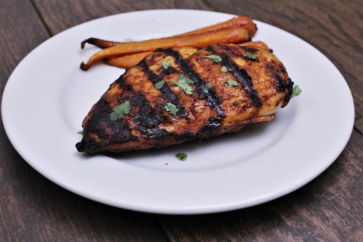 Spicy Maple Grilled Chicken Recipe