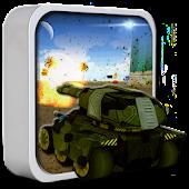 Tank vs Cars