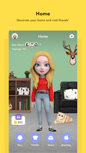 Boo - 3D Avatar & AR Chat Screenshot