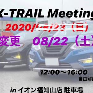 エクストレイル T32 20X iのカスタム事例画像 メルモ★さんの2020年08月11日00:33の投稿