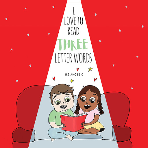 I Love to Read Three Letter Words cover