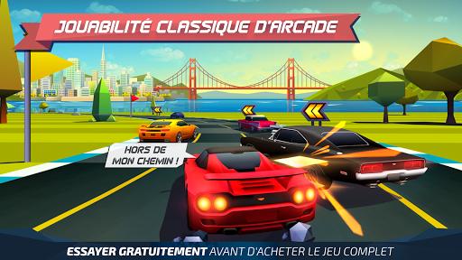 Code Triche Horizon Chase - World Tour mod apk screenshots 1