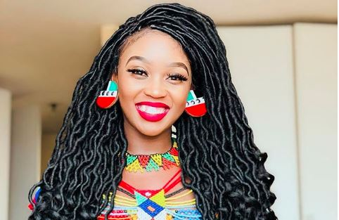 Nelisiwe Sibiya's song made Babes very emotional.