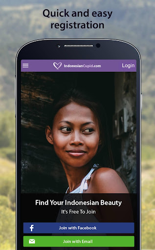 IndonesianCupid - Indonesian Dating App for Android apk 1