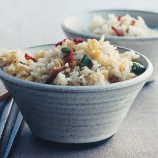 Bacon-and-Egg Rice.