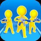 Gun Clash 3D: Epic battle