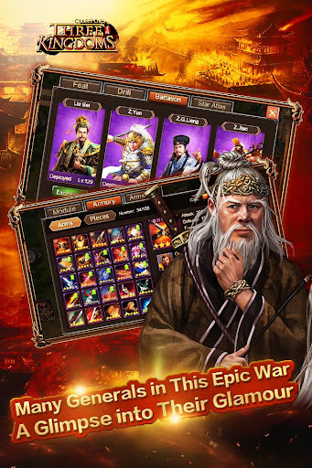 Clash of Three Kingdoms 9.8.2 screenshots 2