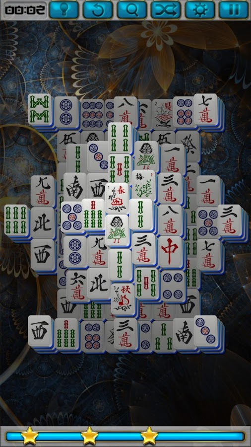 master mahjongg