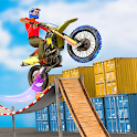 Xtreme Real Stunt Bike Racing icon