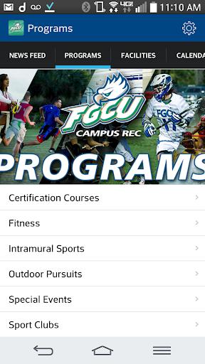 FGCU Campus Recreation