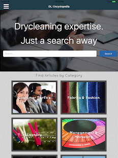 Encyclopedia of Dry Cleaning- screenshot thumbnail