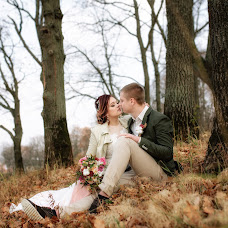 Wedding photographer Olga Tryapicyna (tryolga). Photo of 11.11.2018