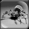 Robot Spider Machinery 4K LWP icon