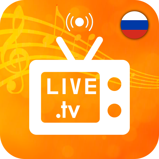 Russia Tv Live - Online Tv Channels Icon