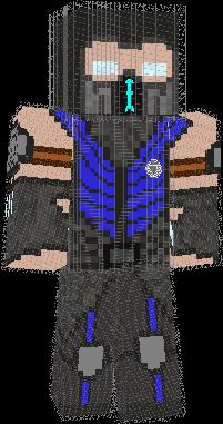 sub zero mkx nova skin