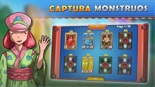 Monster Battles: TCG  trampa 2