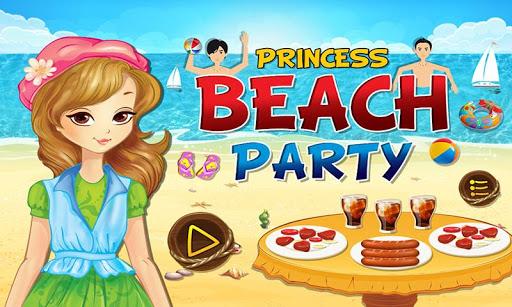 女の子ビーチパーティー&夏の楽しみ