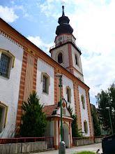 Photo: Kostel v Myjavě