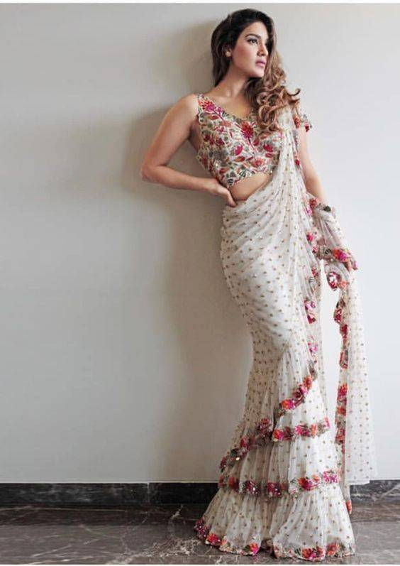 best-wedding-sarees-india-foral-saree-image