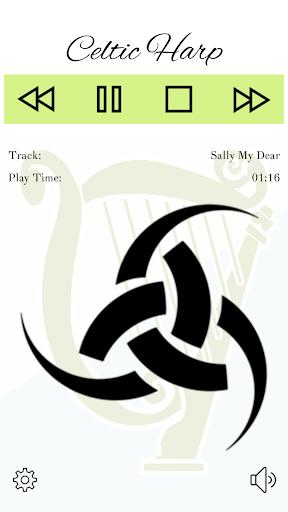 無料音乐Appのアイリッシュハープ (Celtic Harp)|記事Game