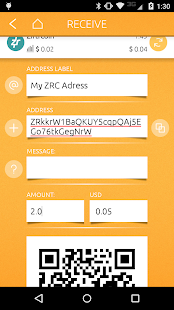 ziftrWALLET- screenshot thumbnail
