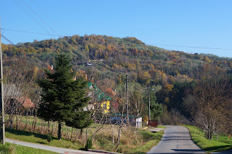 Photo: Bocheniec od strony Okocimia