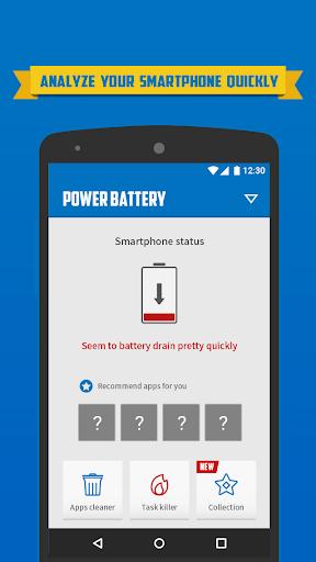 Power Battery - Battery life saver & recommend app 0.1.7 Windows u7528 3