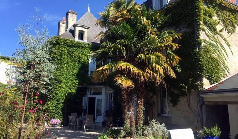 Maison avec jardin Langeais