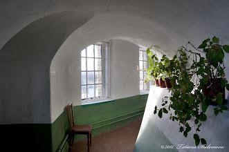 Photo: Верхняя галерея  в храме Петра и Павла в Петродворце
