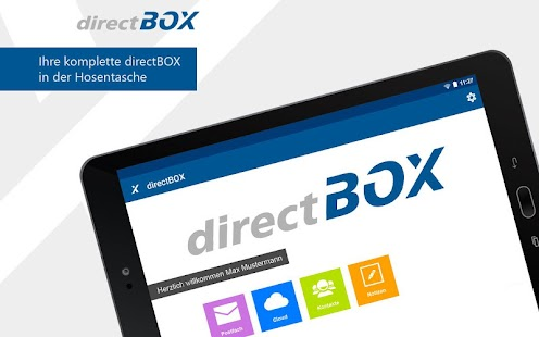 directBOX- screenshot thumbnail