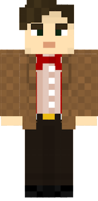 The 11th doctor from the long running show