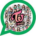 TWICE Stiker for Whatsapp KPOP Idol WAStickerApps icon